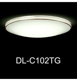 DL-C102T-G  Ø 45 cm,  28W