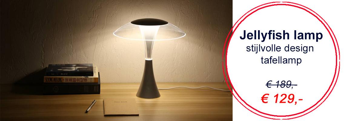 Jellyfish tafellamp