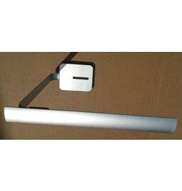 LED Tafellamp 8W zilver