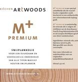 M+ Premium snijplankolie