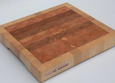 Kopshouten snijplanken van 100% Nederlands hout