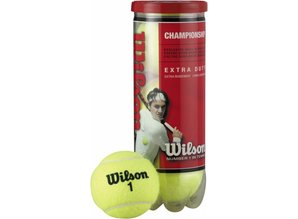 Wilson Wilson Championship 3 st.
