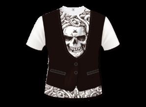 XTRM Wiking T-shirt