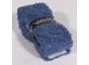Victor Badstofgrip blauw