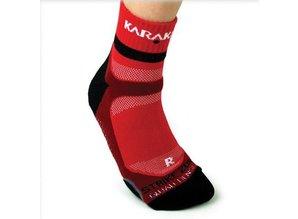 Karakal X4 Ankle Rood/zwart