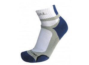 Karakal X4 Ankle Wit/blauw