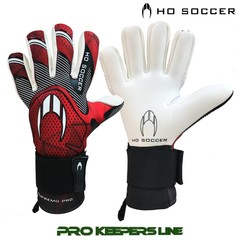HO SOCCER SUPREMO PRO NEGATIVE RED (NEGATIVE CUT)