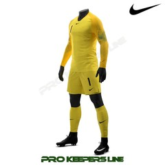 NIKE  WORLD CUP 2018 PROMO LS GK SET TOUR YELLOW/UNIVERSITY GOLD