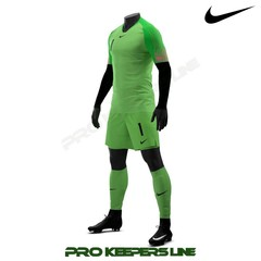 NIKE  WORLD CUP 2018 PROMO SS GK SET GREEN STRIKE/GREEN SPARK