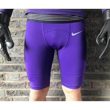 NIKE PRO HYPERCOOL PROMO SHORT COURT PURPLE