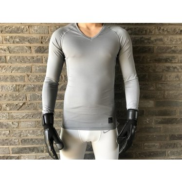 NIKE PRO HYPERCOOL PROMO SHIRT COOL GREY