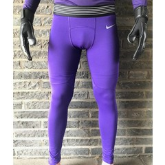 NIKE PRO HYPERCOOL PROMO LONG TIGHT COURT PURPLE