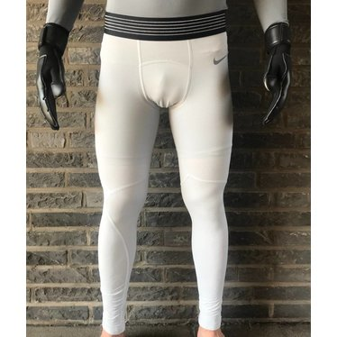 NIKE PRO HYPERCOOL PROMO LONG TIGHT PURE PLATINUM