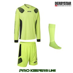 DERBYSTAR APONI PRO GK SET YELLOW