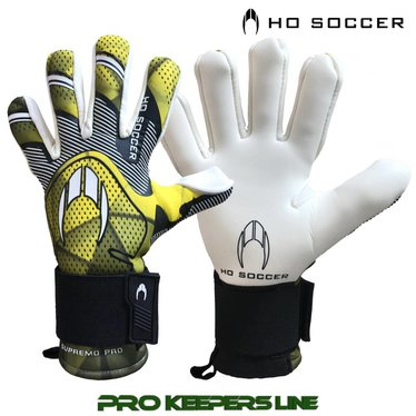 HO SOCCER SUPREMO PRO NEGATIVE YELLOW (NEGATIVE CUT)
