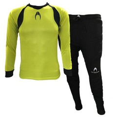 HO SOCCER KID KEEPER SET YELLOW