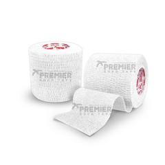 GOALKEEPERS WRIST & FINGER PROTECTION TAPE 5CM WHITE