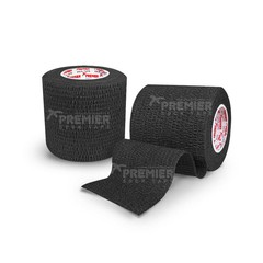 GOALKEEPERS WRIST & FINGER PROTECTION TAPE 5CM BLACK