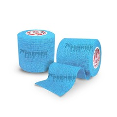 GOALKEEPERS WRIST & FINGER PROTECTION TAPE 5CM SKY BLUE