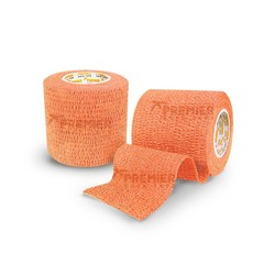 GOALKEEPERS WRIST & FINGER PROTECTION TAPE 5CM ORANGE