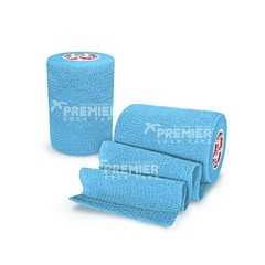 GOALKEEPERS WRIST & FINGER PROTECTION TAPE 7.5CM SKY BLUE