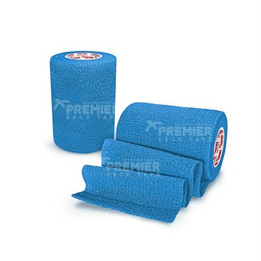 GOALKEEPERS WRIST & FINGER PROTECTION TAPE 7.5CM SKY AQUA