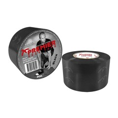 SHIN GUARD RETAINER TAPE 38MM BLACK