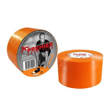 SHIN GUARD RETAINER TAPE 38MM ORANGE