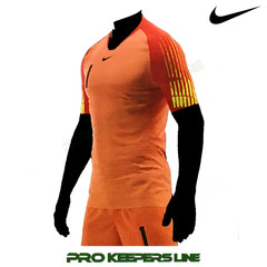 NIKE WORLD CUP 2018 PROMO SS GK JERSEY RUSH ORANGE/TEAM ORANGE