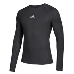 ADIDAS ALPHASKIN FOOTBALL LONG SLEEVE TEE