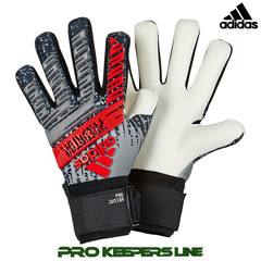 ADIDAS PREDATOR PRO JUNIOR SILVER METALLIC/BLACK