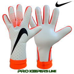 NIKE GK MERCURIAL TOUCH ELITE PROMO WHITE/HYPER CRIMSON