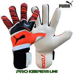 PUMA ONE GRIP 1 HYBRID PRO ENERGY RED
