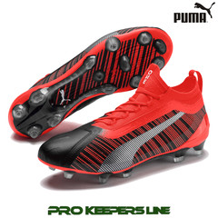 PUMA ONE 5.1 FG/AG PUMA BLACK/ENERGY RED
