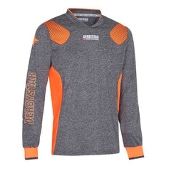 DERBYSTAR DEFENSE PRO GK JERSEY GREY/ORANGE
