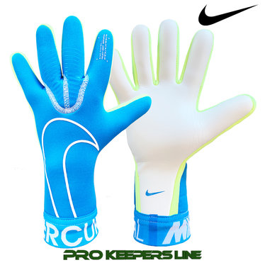 NIKE GK MERCURIAL TOUCH VICTORY BLUE HERO/WHITE
