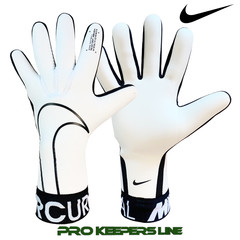 NIKE GK MERCURIAL TOUCH VICTORY WHITE/BLACK