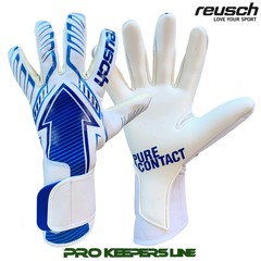 REUSCH ARROW G3 WHITE/BRILLIANT BLUE
