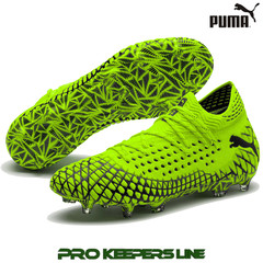 PUMA FUTURE 4.1 NETFIT FG/AG YELLOW ALERT/ PUMA BLACK