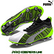 PUMA ONE 5.1 FG/AG PUMA WHITE/ PUMA BLACK/ YELLOW ALERT