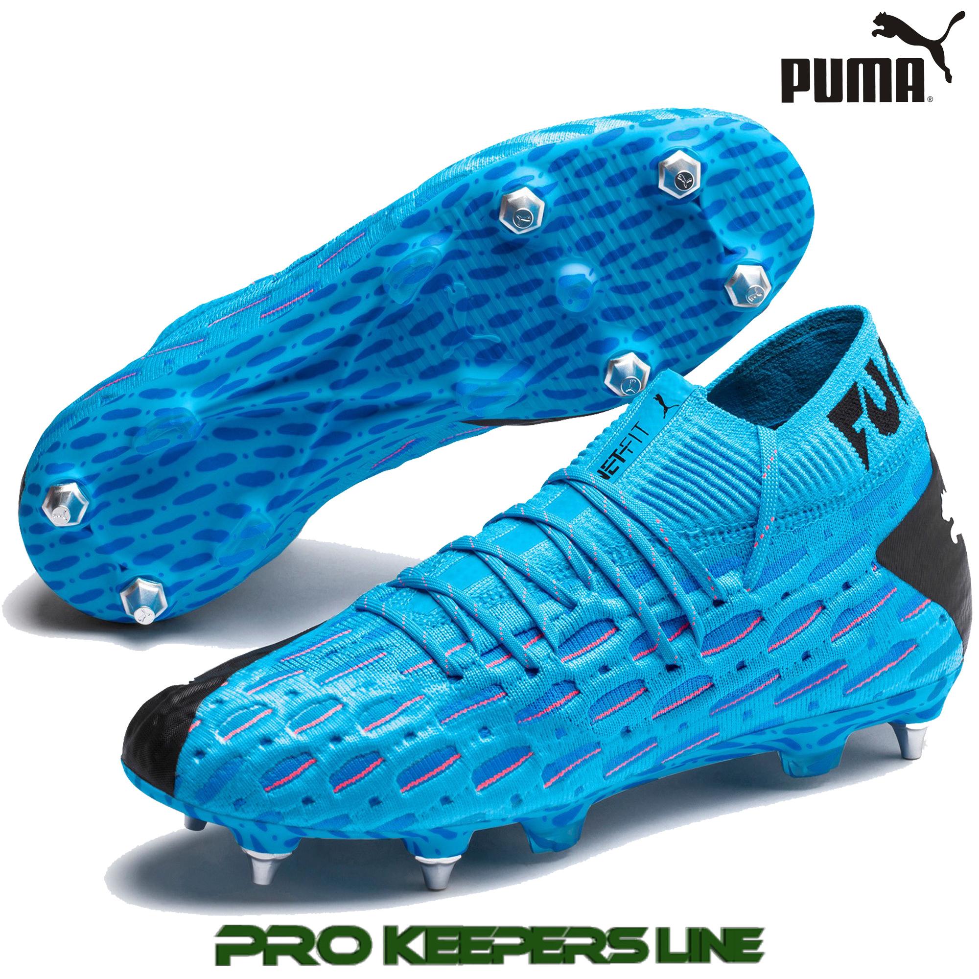 PUMA FUTURE 5.1 NETFIT MXSG LUMINOUS BLUE/ PUMA BLACK