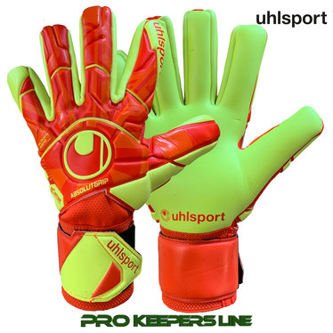 UHLSPORT DYNAMIC IMPULSE ABSOLUTGRIP HN (NEGATIEVE NAAD)