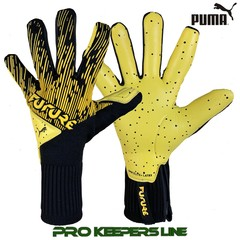 PUMA FUTURE GRIP 5.1 HYBRID ULTRA YELLOW/ PUMA BLACK