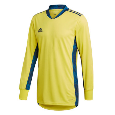 ADIDAS ADIPRO 20 GK JERSEY LS SHOCK YELLOW/TEAM NAVY BLUE JUNIOR