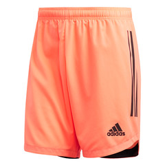ADIDAS CONDIVO 20 SHORT SIGNAL CORAL/BLACK JUNIOR