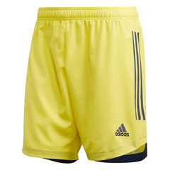 ADIDAS CONDIVO 20 SHORT SHOCK YELLOW/TEAM NAVY BLUE JUNIOR