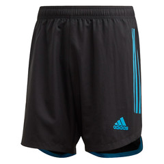 ADIDAS CONDIVO 20 SHORT BLACK/BOLD AQUA JUNIOR