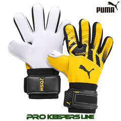 PUMA ONE GRIP 1 RC JUNIOR ULTRA YELLOW/BLACK