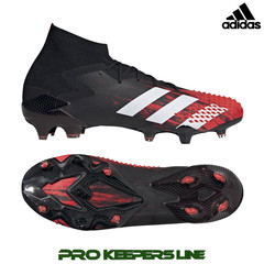 ADIDAS PREDATOR MUTATOR 20 FG CORE BLACK/FOOTWEAR WHITE/ACTIVE RED