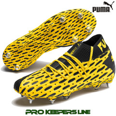 PUMA FUTURE 5.1 NETFIT MxSG ULTRA YELLOW/PUMA BLACK